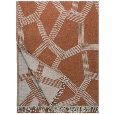 Lapuan Kankurit Himmeli Blanket - Terracotta