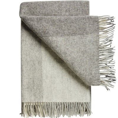 Tunø Scandinavian Wool Throw