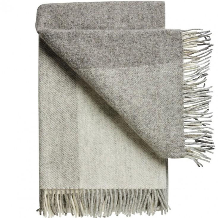 Tunø Scandinavian Wool Throw