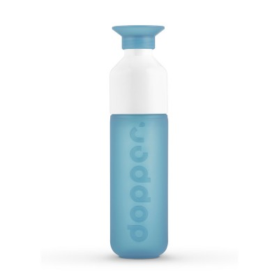 Dopper Original Reusable Water Bottle - Blue Lagoon