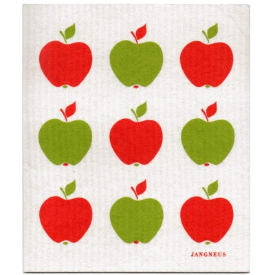 Jangneus Dishcloth - Apples