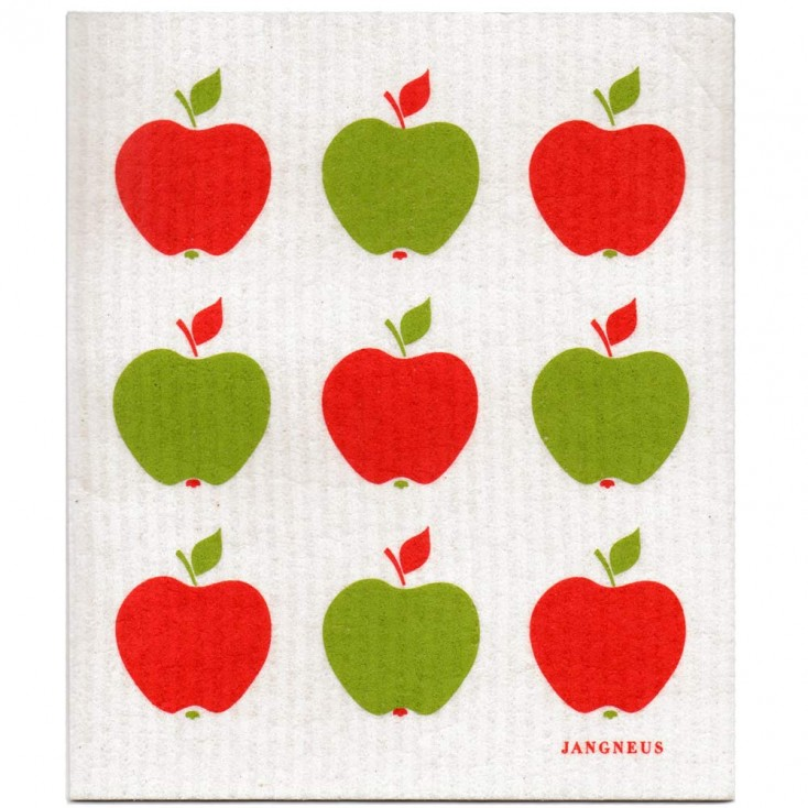 Jangneus Dishcloth - Apples