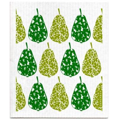 Jangneus Dishcloth - Green Pears