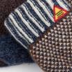 Öjbro Merino Wool Mittens - Yggdrasil Livtranad