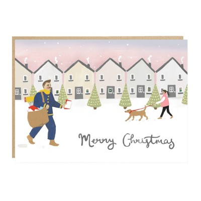 Jade Fisher Sami Christmas Cards - Pack of 6