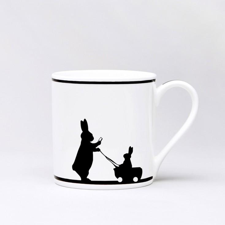 Ham Instababy Rabbit Mug