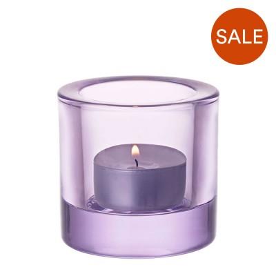 Iittala Kivi Lavender Tealight Holder