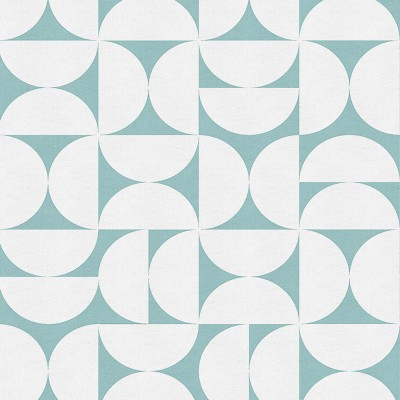 Spira Siv Light Blue Scandinavian Fabric