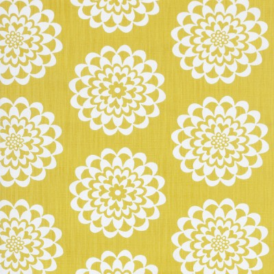 Scandinavian Fabric - Spira Lycke Yellow