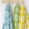 Scandinavian Fabric - Spira Lycka - Light Green