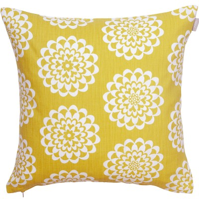 Spira Lycka Cushion - Yellow
