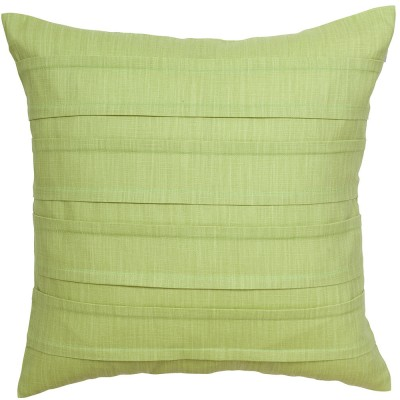 Spira Pleat Cushion Cover - Light Green