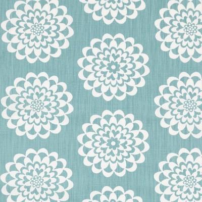 Scandinavian Fabric - Spira Lycka Light Blue