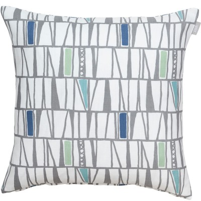 Spira Mosaik Cushion - Blue