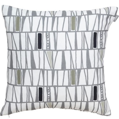Spira Mosaik Cushion - Linen