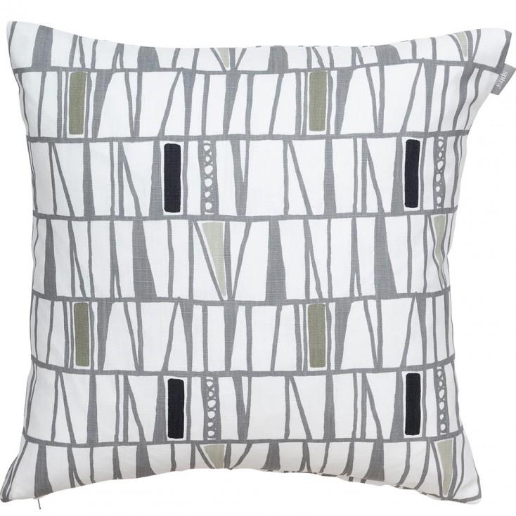 Spira Mosaik Cushion - Linen