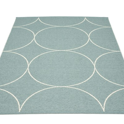 Pappelina Boo Large Rug - Haze