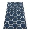 Pappelina Rakel Runner - Dark Blue 70 x 150 cm