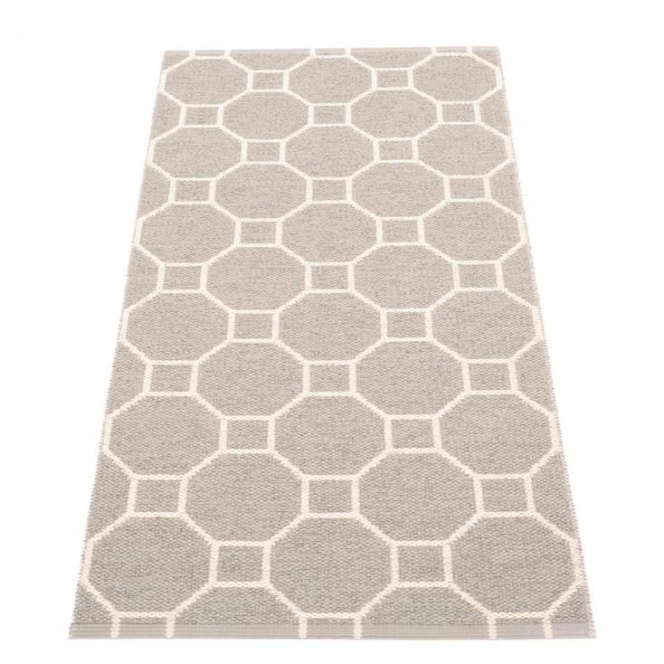 Pappelina Rakel Runner - Warm Grey 70 x 150 cm