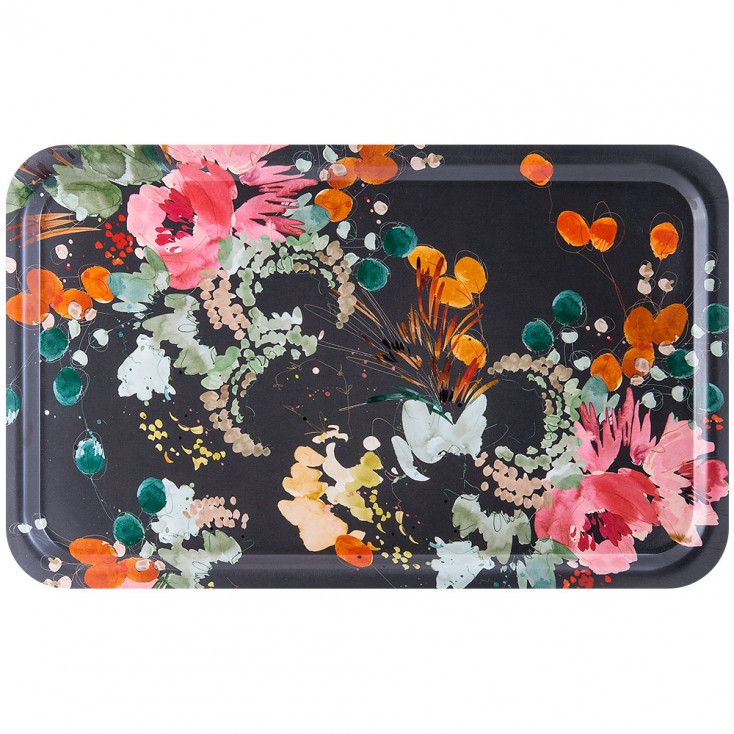 Ary Trays Garden Bouquet Large Serving Tray