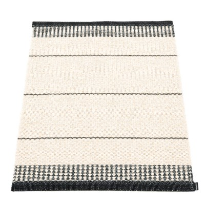 Pappelina Belle Small Mat - Black