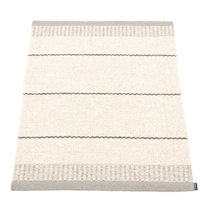 Pappelina Belle Small Mat - Warm Grey
