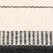 Pappelina Belle Large Rug - Black