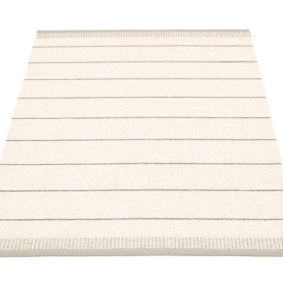 Pappelina Belle Large Rug - Warm Grey