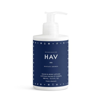 Skandinavisk Hand & Body Lotion 300 ml - Hav (Distant Shores)