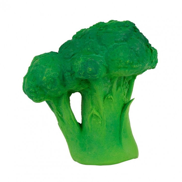 Oli & Carol Brucy The Broccoli Teether