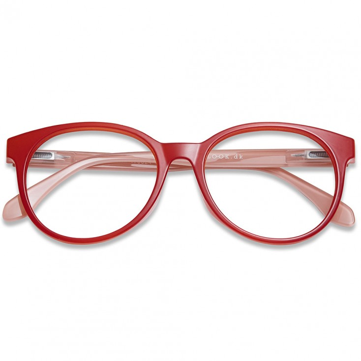 Have A Look Reading Glasses - City - Tomato