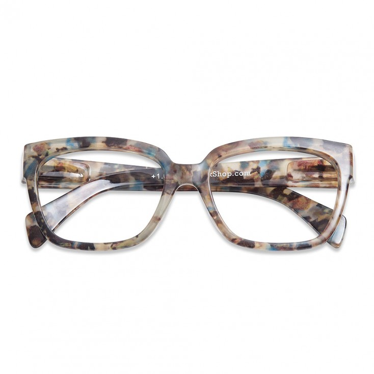 Have A Look Reading Glasses - Mood - Amber Blue