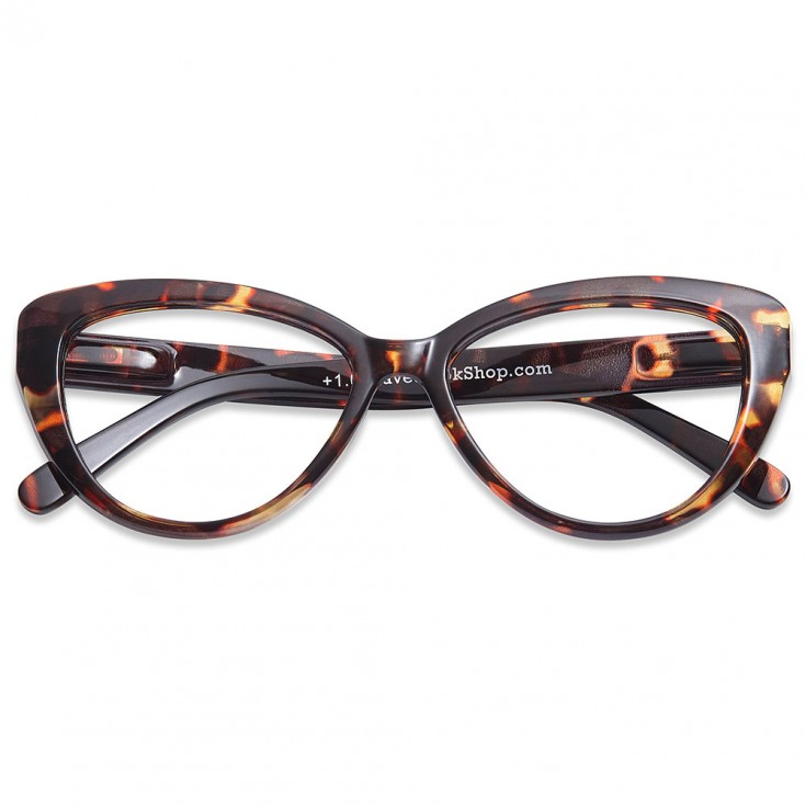 Have A Look Reading Glasses - Cat Eye - Tortoise