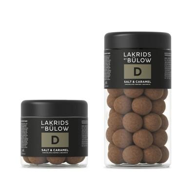 Lakrids By Bülow Chocolate Coated Liquorice D – Salt & Caramel
