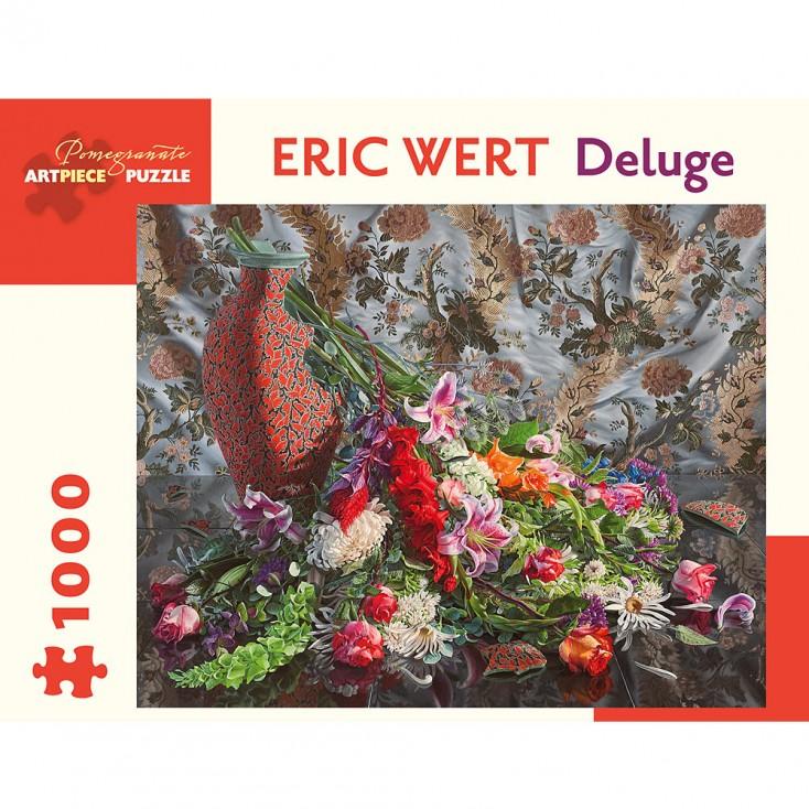 Pomegranate Eric Wert Deluge 1000 Piece Jigsaw Puzzle