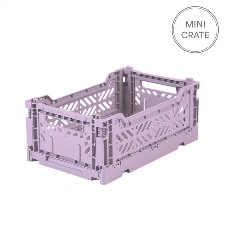 Aykasa Folding Crate Mini - Orchid