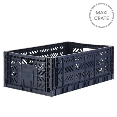 Aykasa Folding Crate Maxi - Navy