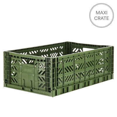 Aykasa Folding Crates Maxi - Khaki