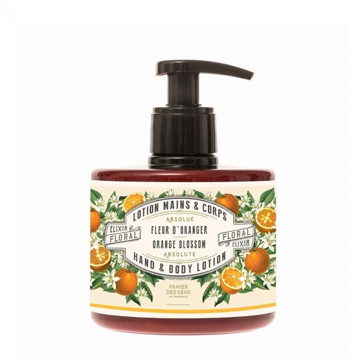 Panier Des Sens Orange Blossom Hand & Body Lotion - 300 ml