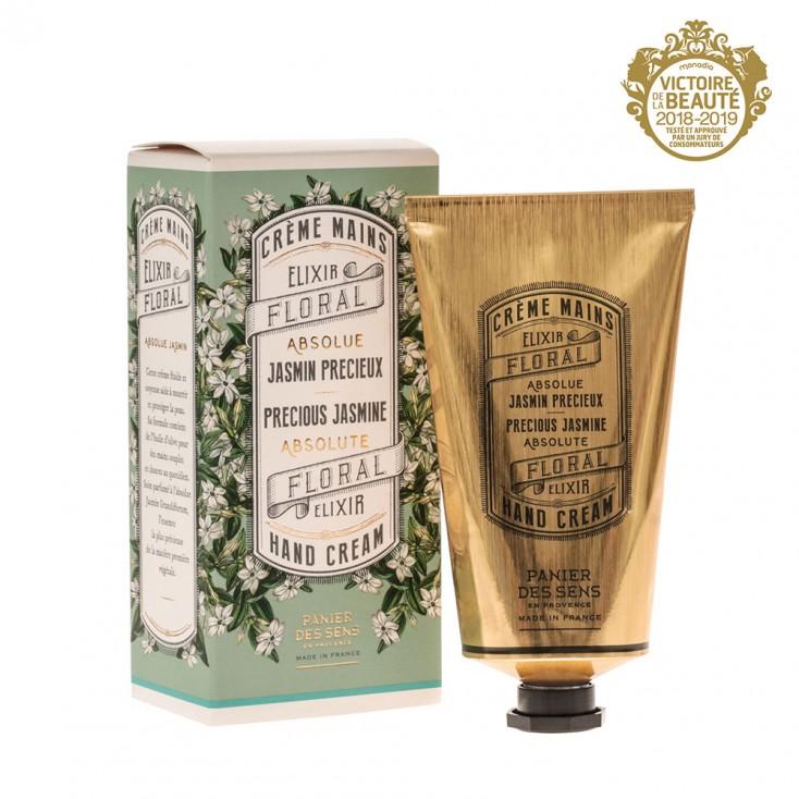 Panier Des Sens Precious Jasmine Hand Cream - 75 ml
