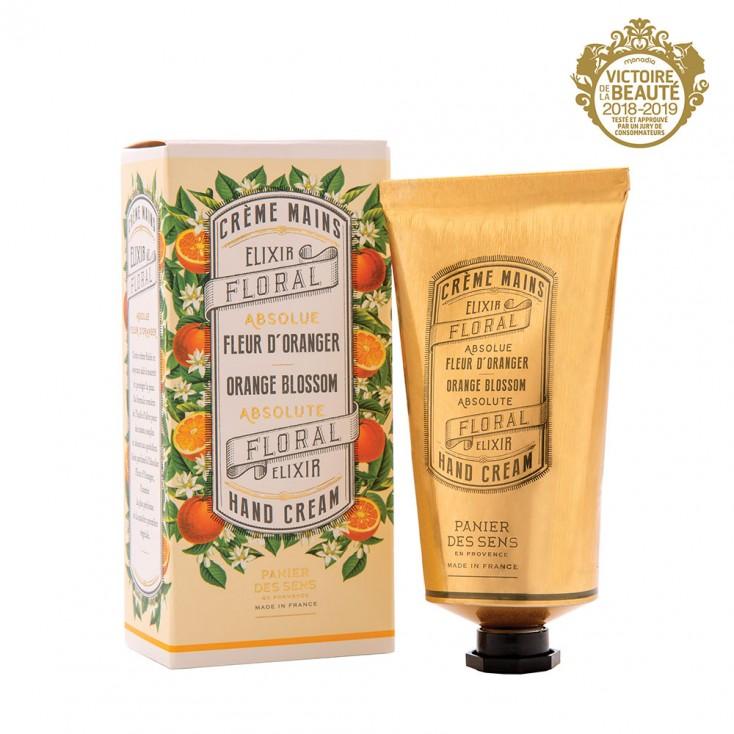 Panier Des Sens Orange Blossom Hand Cream - 75 ml