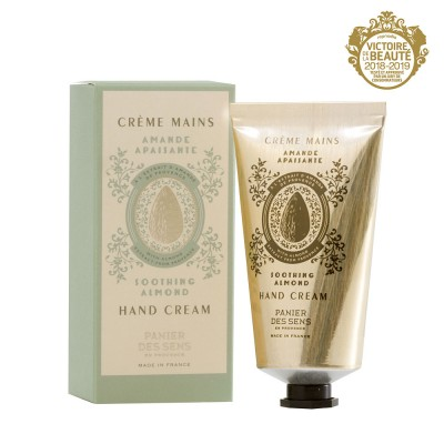 Panier Des Sens Soothing Almond Hand Cream - 75 ml