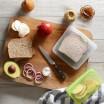 Stasher Silicone Sandwich Bag - Clear