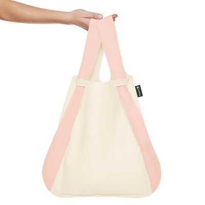 Notabag Transforming Tote - Rose Raw