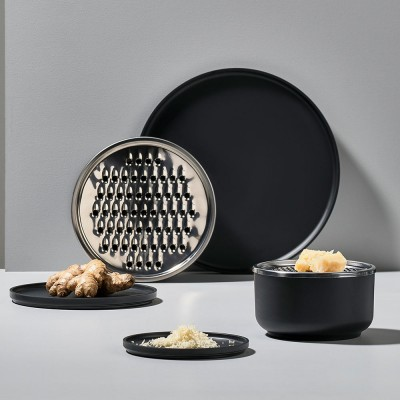 Zone Denmark Graters - Black