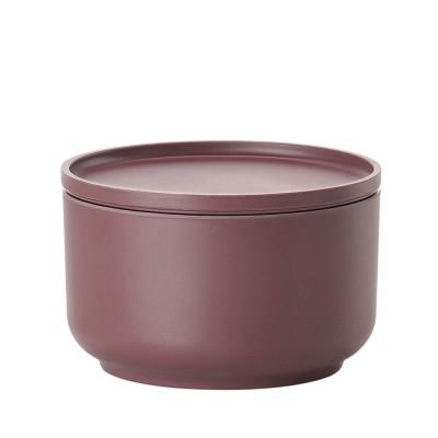 Zone Denmark Peili Melamine Bowl 12 cm - Plum