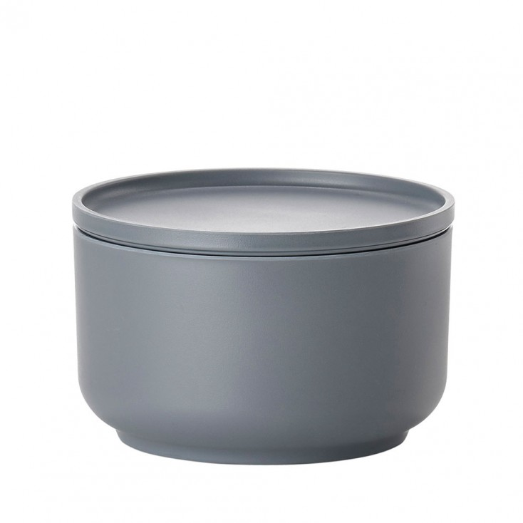 Zone Denmark Peili Melamine Bowl 12 cm - Cool Grey