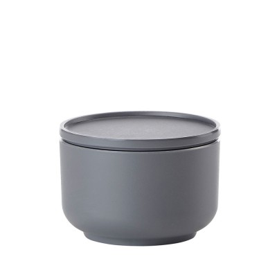 Zone Denmark Peili Melamine Bowl 9 cm - Cool Grey