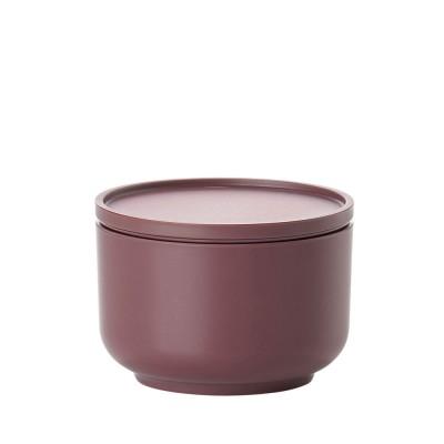Zone Denmark Peili Melamine Bowl 9 cm - Plum