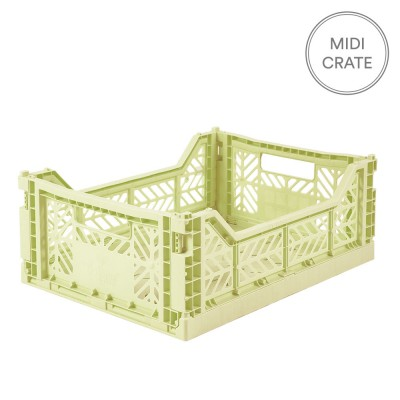 Aykasa Folding Crate Midi - Melon